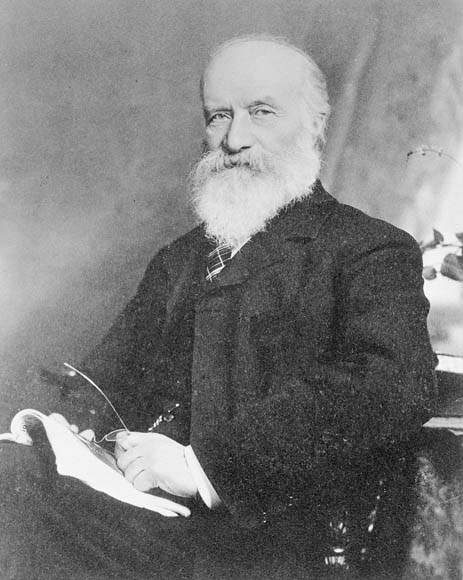 Biografia Sandford Fleming Biography - Railway Engineer Inventor of worldwide standard time
